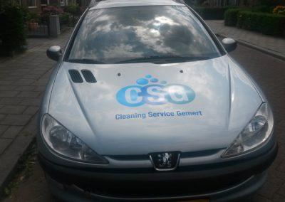 Autobelettering CSG