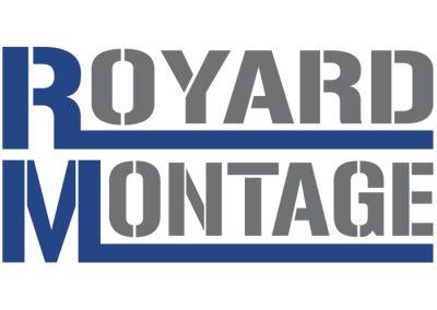 logo royard montage