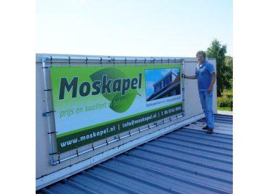 Banner Moskapel Dokkum