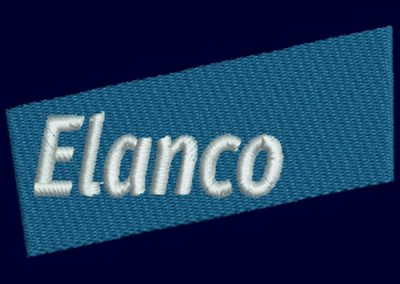 borduren Elanco