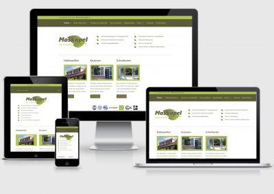Moskapel website
