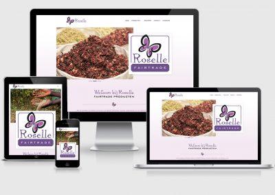 Roselle website